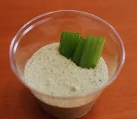 Habanero-Green Chile Dip Mix: This is the hottest dip we offer. Spice range is Approx.  8/10