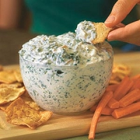 Spinach Artichoke Dip Mix: A long traditional mix that is delicious and  remains popular.