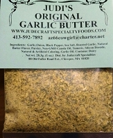 DEAL PACK NO.2-  (7) GAAHLIC BUTTER'- JUDI'S ORIGINAL: #1 seller