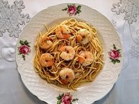 Judi's Original  Garlic Butter Blend: AWESOME!  Shrimp Scampi, Garlic Bread, Garlic Mashed Potatoes, etc. our #1 Seller for 15 years
