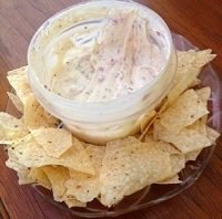 Bacon Ranch Dip Mix: This  mix is an exceptionally good tasting ranch with a touch of baconjude