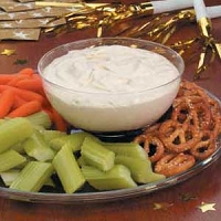Great Garlic Dip Mix: Garlic flavor that you will love and want more.