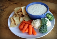Heavenly Horseradish Dip Mix:  For those that like Horseradish this dip is for you. Great with Kielbasa, spread on roast beef, etc.