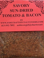 DEAL PACK NO . 23  (7)  SUNDRIED TOMATO & BACON DIP MIX PACKAGES: NOTE* We will allow mixing and matching other veggie dip flavors if in stock. Please note in the