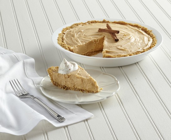 Try a  Pumpkin Pie and be hooked on it